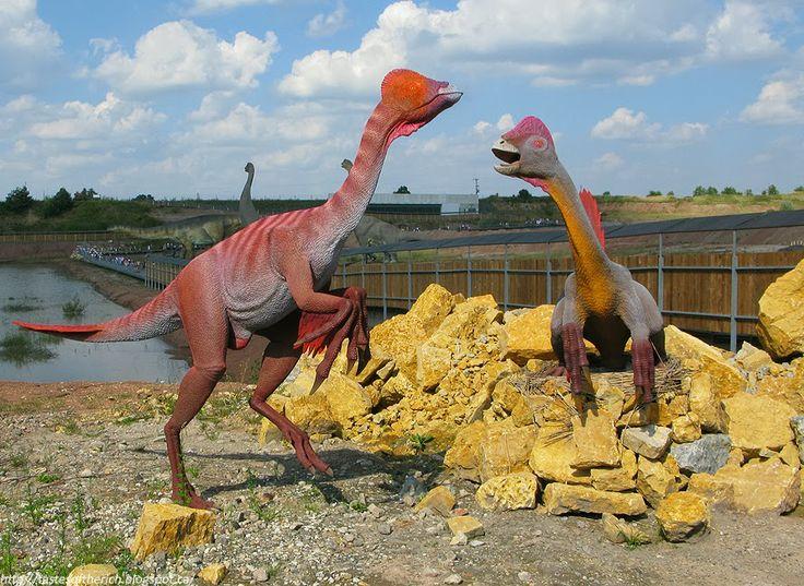 Dinosaur Park, Jura Park, Krasiejow, Poland
