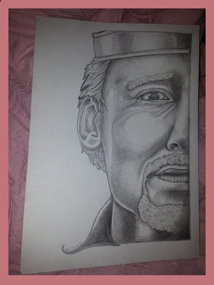 FantasiPortrett Tom Hiddelstone as Prince Hal