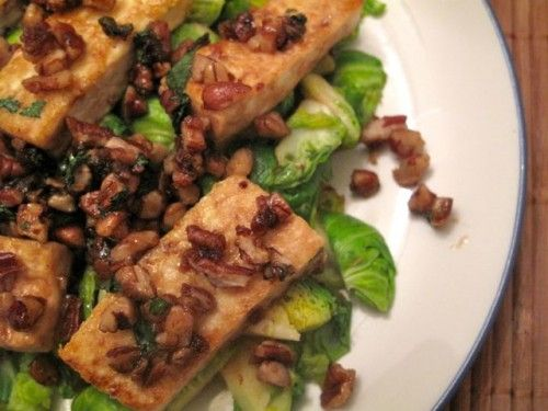 1000+ images about Brussel Sprouts on Pinterest | White sauce, Dry ...