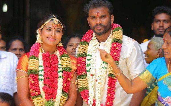 Shocking! Tamil TV actor Nandhini's husband Karthik commits suicide #FansnStars