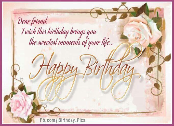 Happy Birthday Cake Greetings