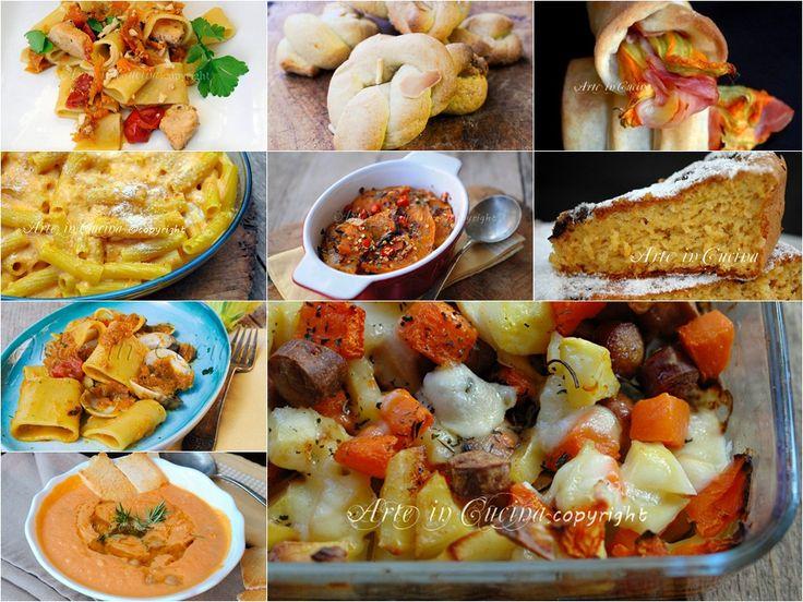 Ricette di cucina con la zucca rossa