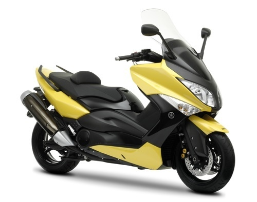 Yamaha TMAX '09 | New Yamaha Motorbikes - P Motorcycles | No Longer ...