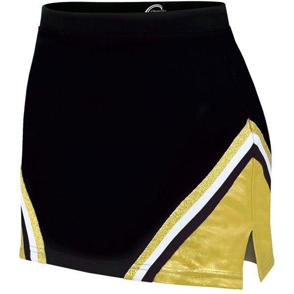 finalist performance stretch cheerleading uniform skirt youth