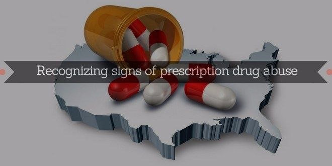 Recognizing signs of prescription drug abuse - Diets USA Magazine