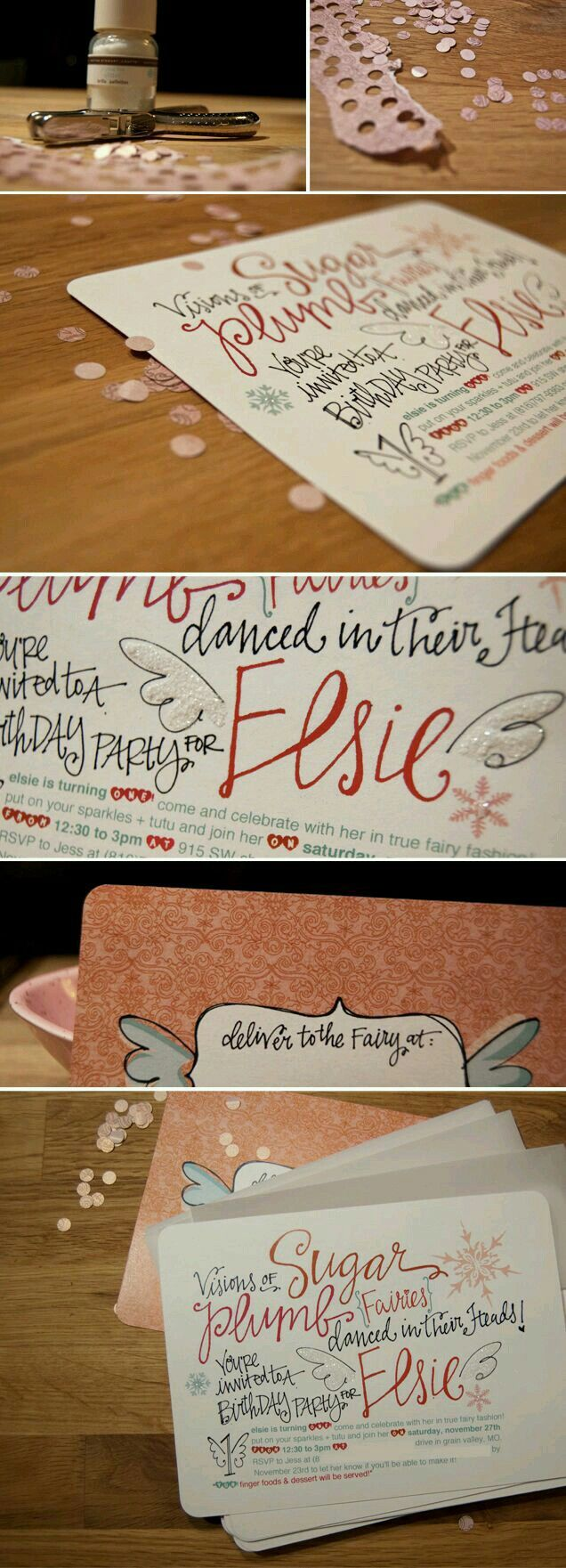 favorite calligraphy by Lindsay of Lindsay Letters