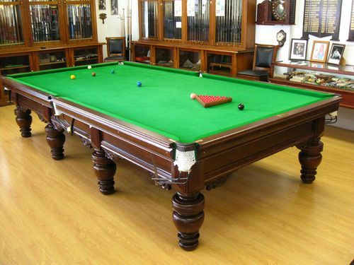 New Bar Pool Table Size
