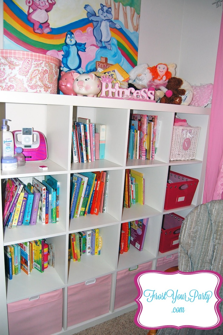 New Big Girl Room And Ideas For Organizing Toy
