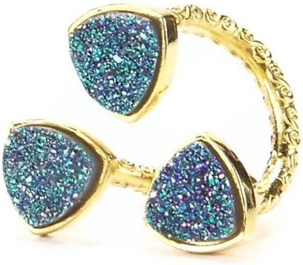 Druzy Jewelry Designers Thin Blog