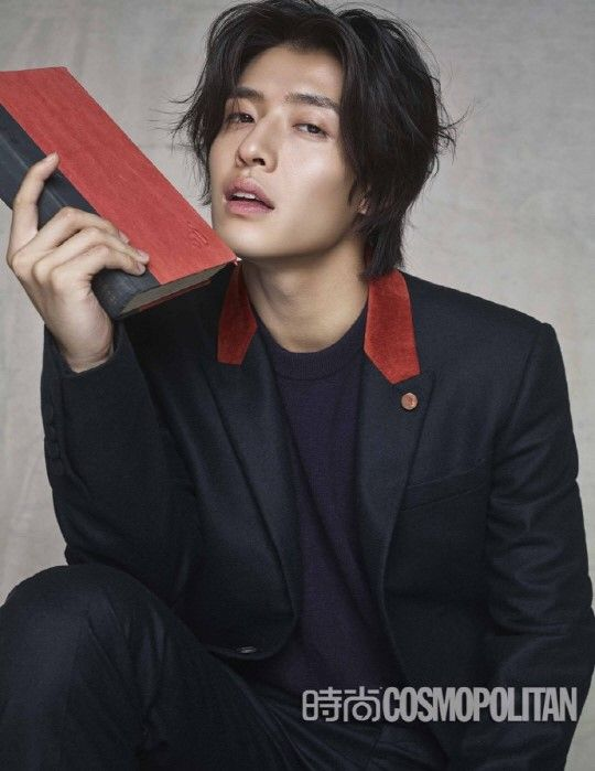 Kang Ha Neul scarlet heart goryeo cast Chinese Cosmo