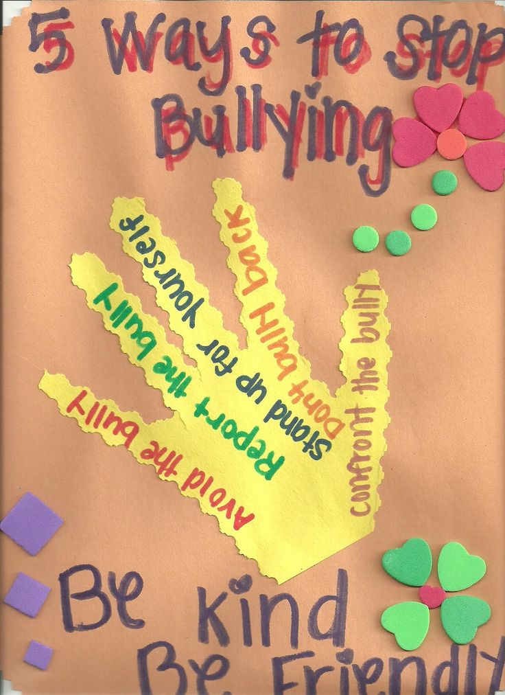 5 Ways to Stop Bullying.  This Character Ed Activity inspired a passionate discussion with my 6th grade students.  It's simple but powerful.  We used decorative scissors and foam to make it fun.