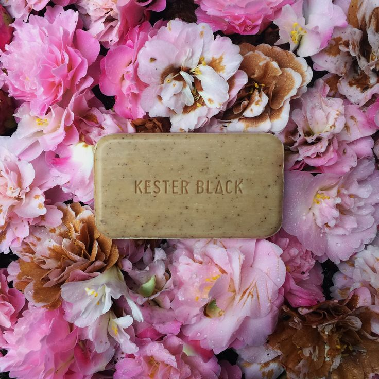 Kester Black <3  DOUBLE EXPRESSO SOAP  mooma.co.nz