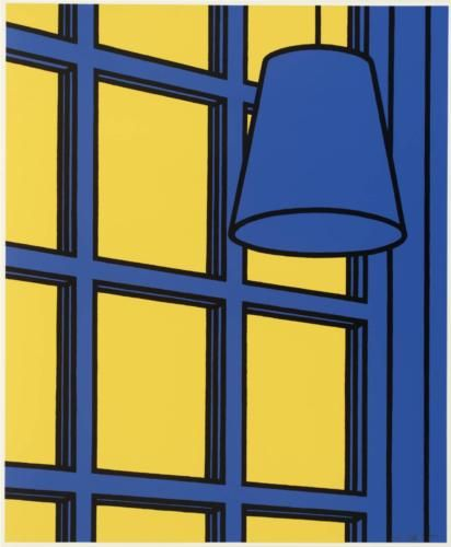 Interior: Noon - Patrick Caulfield 1971