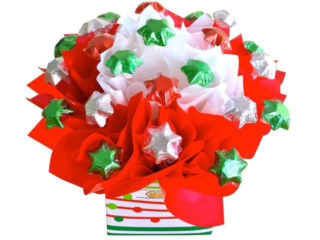 Colours of Christmas, Chocolate Bouquet