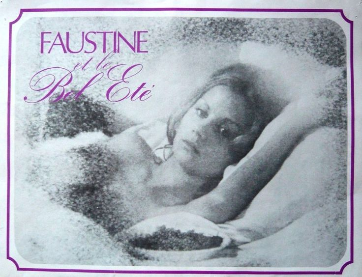 """""""I primi turbamenti"""" (1972); regia: Nina Companeez. Titolo originale: """"Faustine et le bel été"""". Per saperne di più: https://filmscoop.org/2014/09/01/i-primi-turbamenti-faustine-et-le-belle-ete/"""