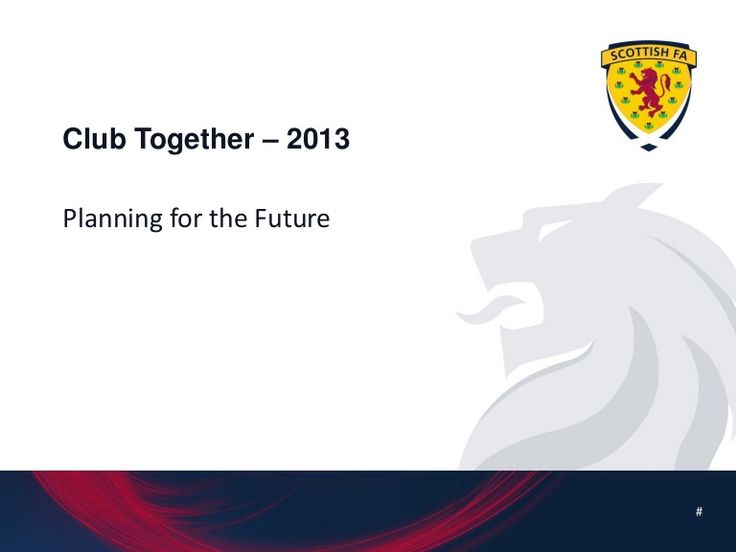 paul-mcneill-grassroots-football-planning-for-2013 by Scottish FA via Slideshare