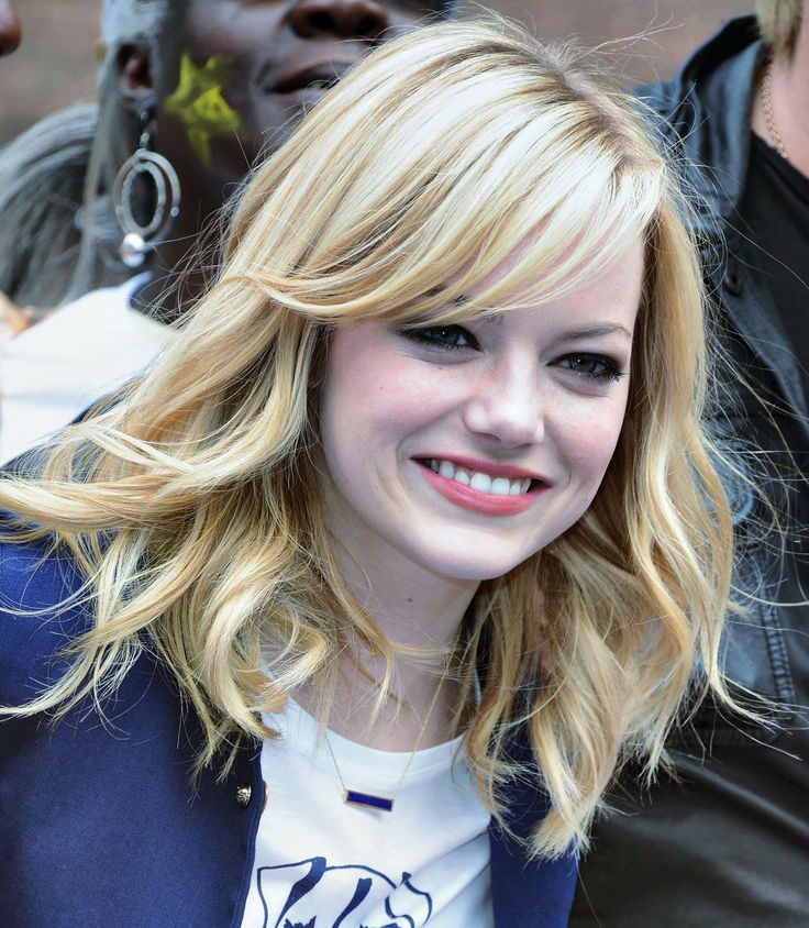 Best Hairstyle For Square Round Face : 34 best hair dos images on pinterest