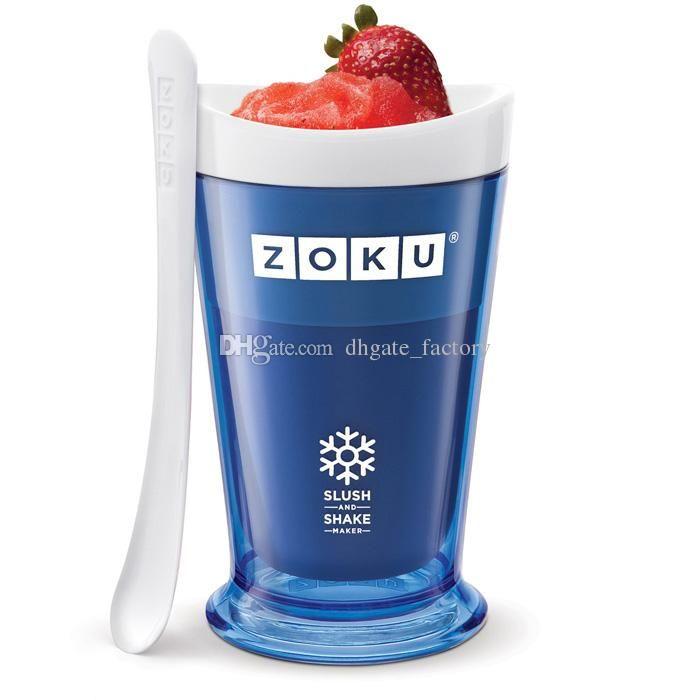 zOKU slush shake maker autentica di gelati fatti in casa strumenti coppa di gelato creativo tazza di cucina, gadget prezzo di fabbrica dHL nave gratisall'ingrosso , $6.5 su It.dhgate.com | DHgate