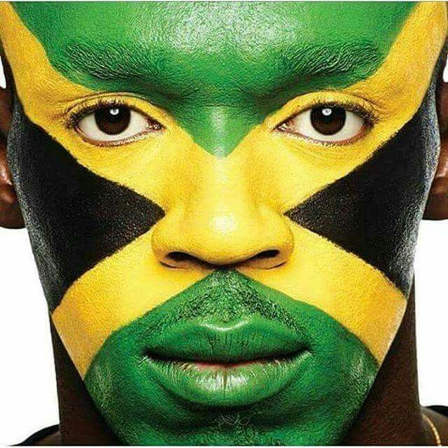 Proud Jamaican Usain Bolt