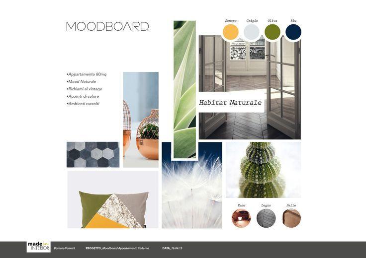 corsi interior design, home styling milano: Abschlussprufung Innenarchitekturkurs Www Madeininterio Moodboard Interior Design Presentation Mood Board Design Layout Interior Design Visual Presentation