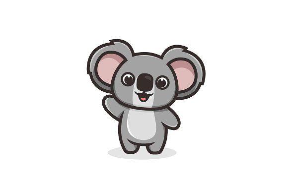 Cute Koala Mascot Koala Illustration Koala Drawing Cute Cartoon Wallpapers