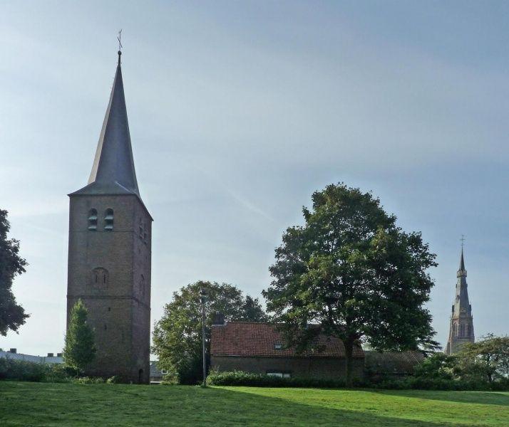 Ouwe toren & clemens in Baardwijk