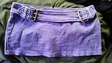 LIP SERVICE Stretch F**k'n Twill mini skirt #325