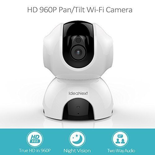 Wireless IP WiFi Camera Security Surveillance System Audio & Night Vision 960P  #WirelessIPWiFiCameraSecurity