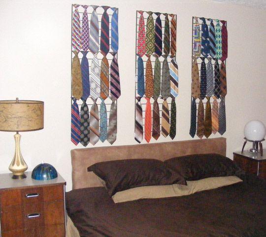 Collections: S. Joeyu0027s Clip On Ties. Tie StorageStorage IdeasOrganization  ...