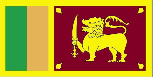 Country Flags: Sri Lanka Flag