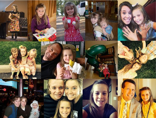 Duggar Family Blog: Updates and Pictures Jim Bob and Michelle Duggar 19 Kids and Counting TLC: Duggar #16 Turns 10