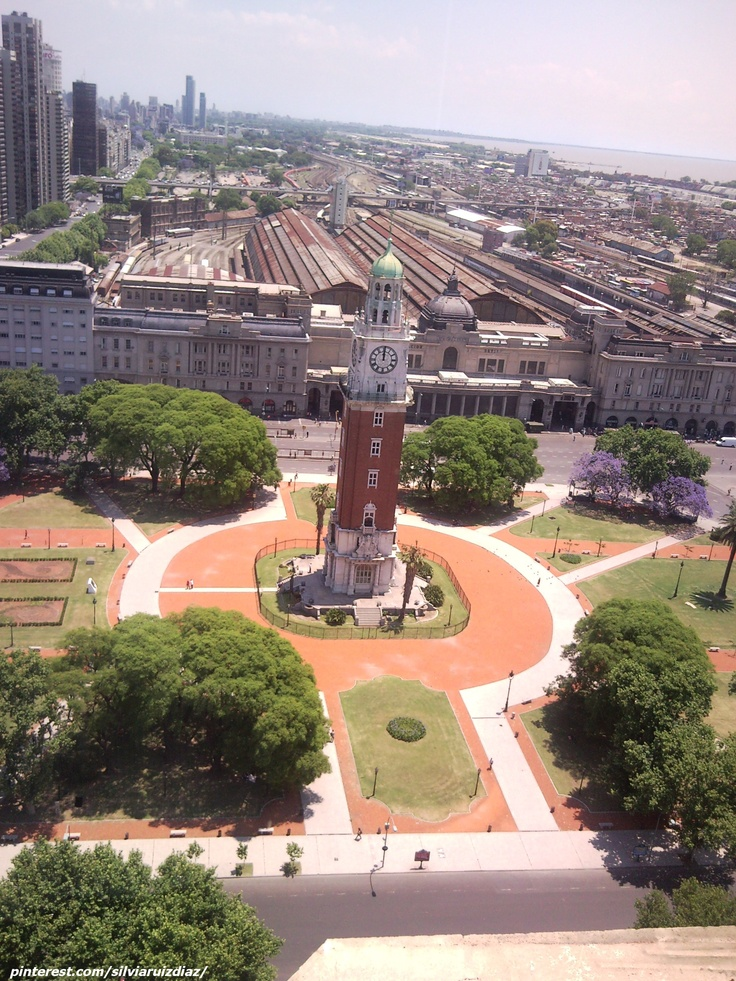 Retiro, Buenos Aires.