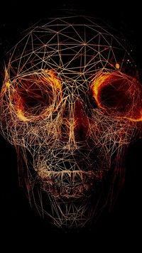 Osobliwa czaszka