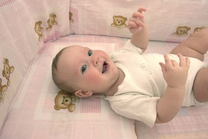 How to Make a Crib Bumper Pad (another option)