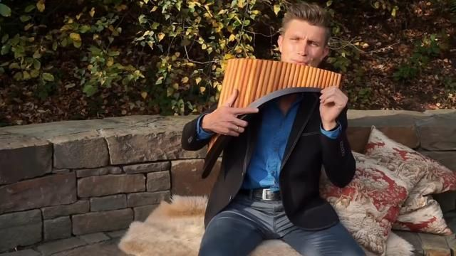 Man Plays You Raise Me Up On Pan Flute And His Rendition Giving Everyone Chills You Raise Me Up Pan Flute Played Yourself