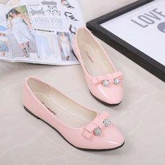 #Banggood Женщины досуг квартиры летние шикарные туфли ленивым скольжения на мокасины обувь платье (1043842) #SuperDeals