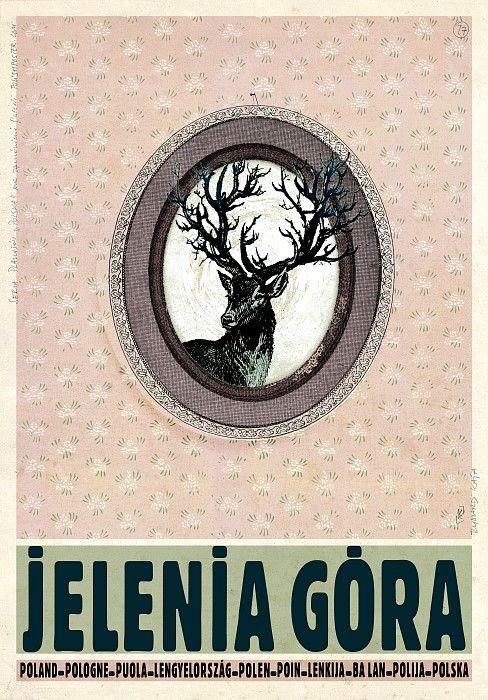 Jelenia Gora, Polish Promotion Poster