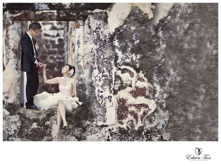 Melaka Prewedding | Malaysia Wedding Photographer- Edwin Tan