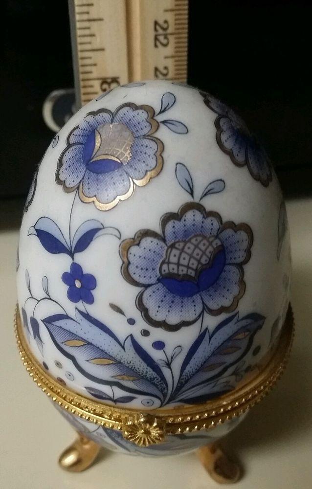 Egg Imperial Porcelain
