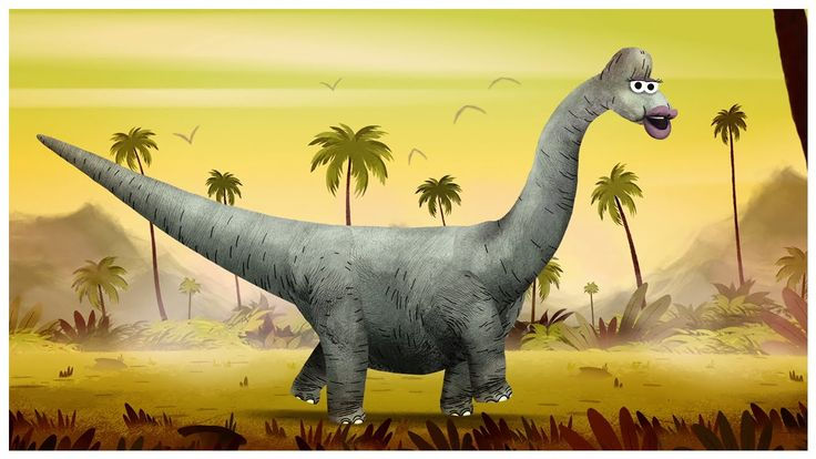 """Apatosaurus,"" Dinosaurs Songs by StoryBots"
