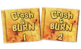 Crash & Burn Sound Effects Library | Sound Ideas