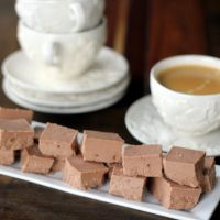 Maria Mind Body Health | fudge recipe, low carb fudge, weight watcher chocolate, paleo fudge