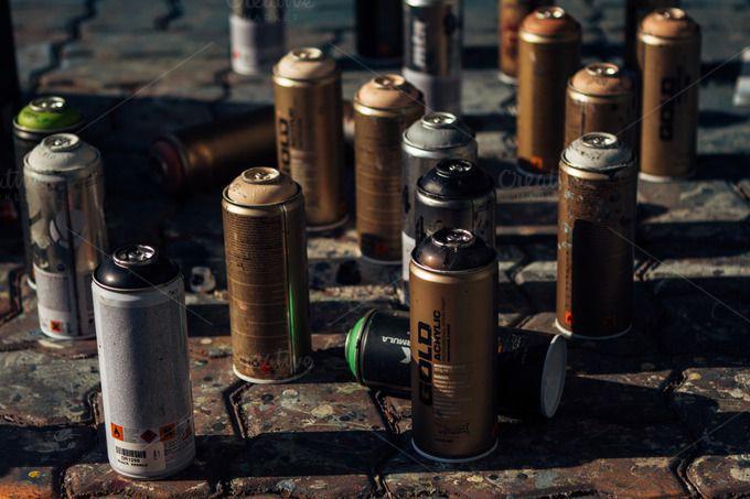 Sprays by Hombre-cz on Creative Market