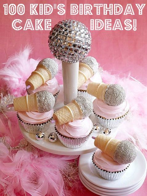 Ordinary Inspirations for the everyday Wife, Mommy, & Homemaker: Over 100 Kid's Birthday Cake Ideas!