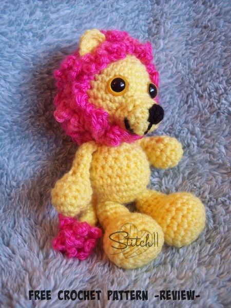 Amigurumi Little Bigfoot Turtle : 25+ best ideas about Crochet lion on Pinterest Crochet ...