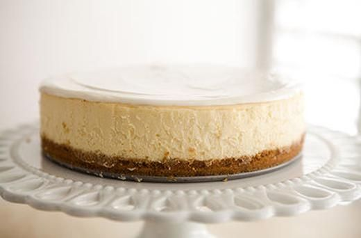 perfect cheesecake   yummy things to make & share   Pinterest