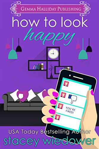 How to Look Happy (Fixer-Upper Romantic Comedy Book 1) by [Wiedower, Stacey]  4….
