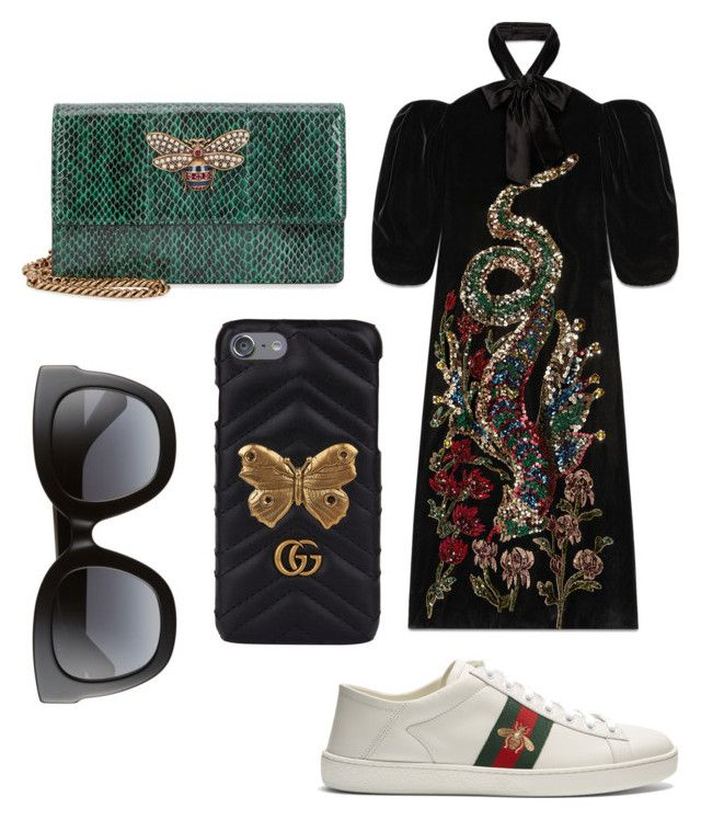 """""""Untitled #20"""" by westboorg-e on Polyvore featuring Gucci"""