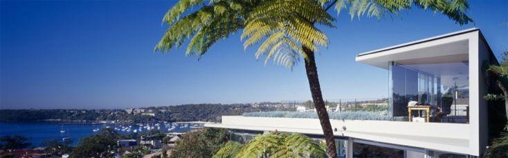 Hrdlicka House, Sydney, NSW, Australia by Durbach Block Jaggers. Photograph by Brett Boardman.