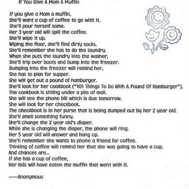 Funny poem! | On the Funny Side | Funny poems, Mom, Funny ...